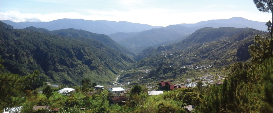 Bringing Up Bontoc