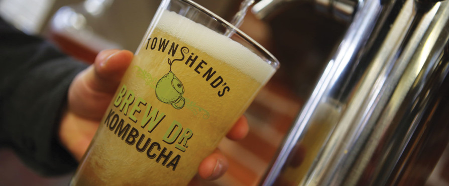 Kombucha's Raw Power