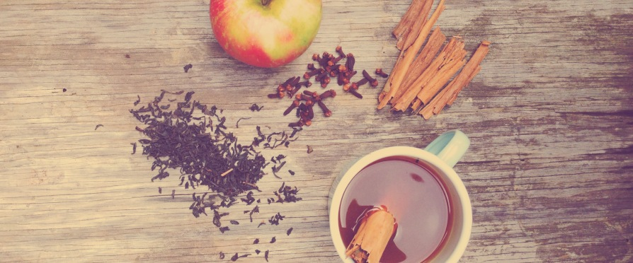 Tea Recipe: Smoked Apple Cider