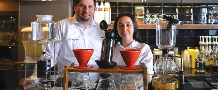 Coffee's Young Turks