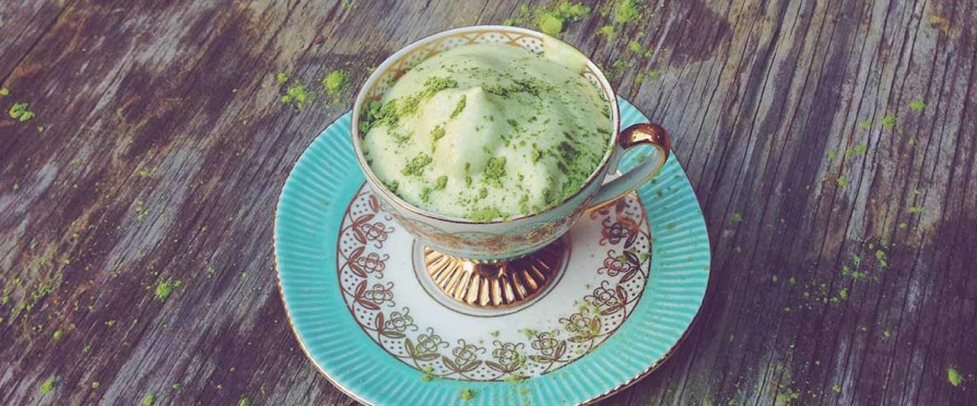 Tea Recipe: Matcha Nog