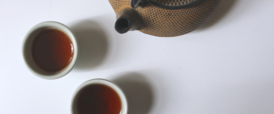 Pairing with Pu-erh