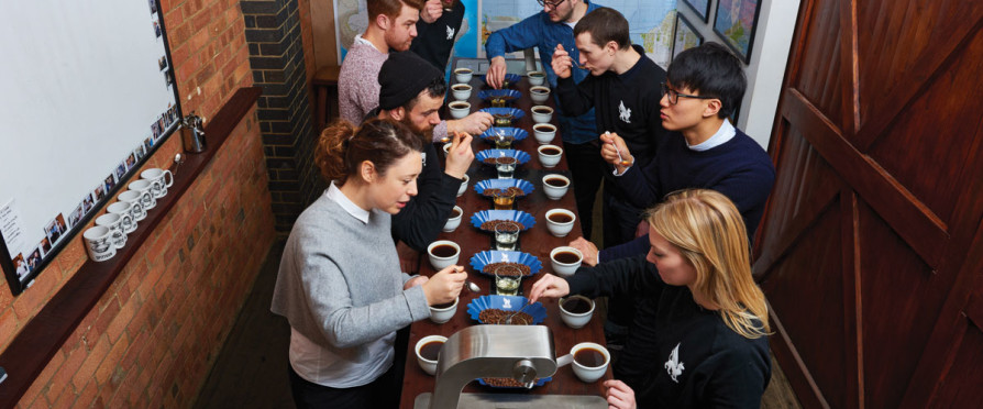 London: The Once and Future Coffee Capital