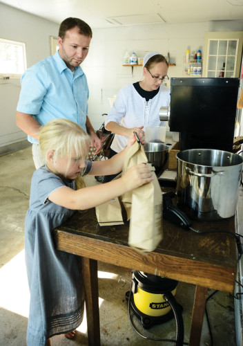 Baltic Coffee Company is family-run.