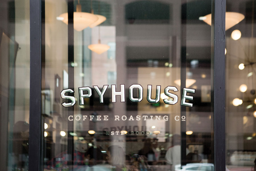 SpyhouseWindowDecal