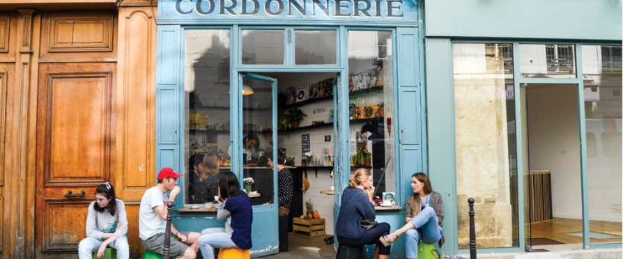 The Paris Coffee Revolution