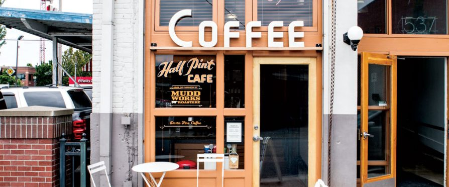 Pocket Cafés: Half Pint Café