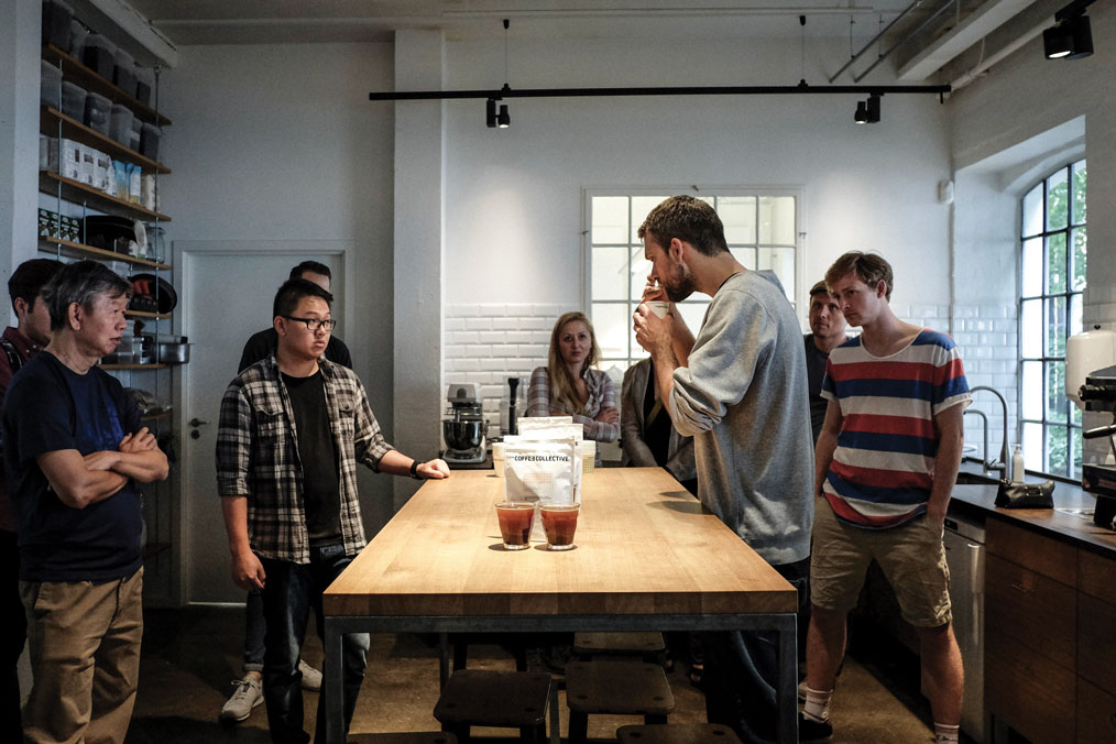 Roastery, Coffee Collective, specialty coffee