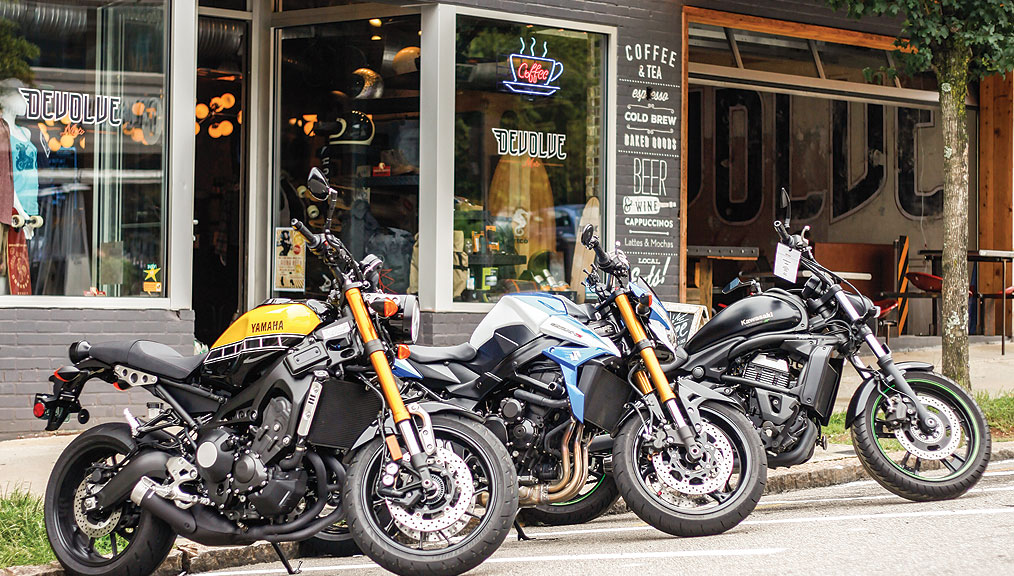 Motorcycle Caf 233 S Fresh Cup Magazine