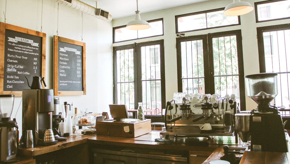cincinnati, ohio, coffee, specialty coffee, cafe