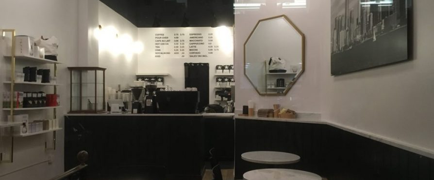 Gotham Coffee Roasters Opens in Manhattan