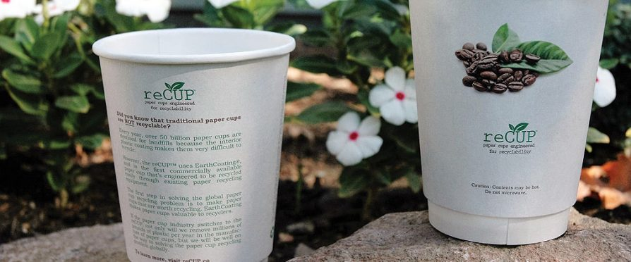 FYI: Your Paper Coffee Cups Aren't Being Recycled