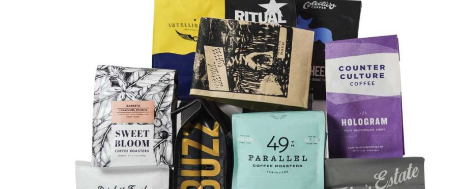 It's in the Bag: Coffee Bag Design