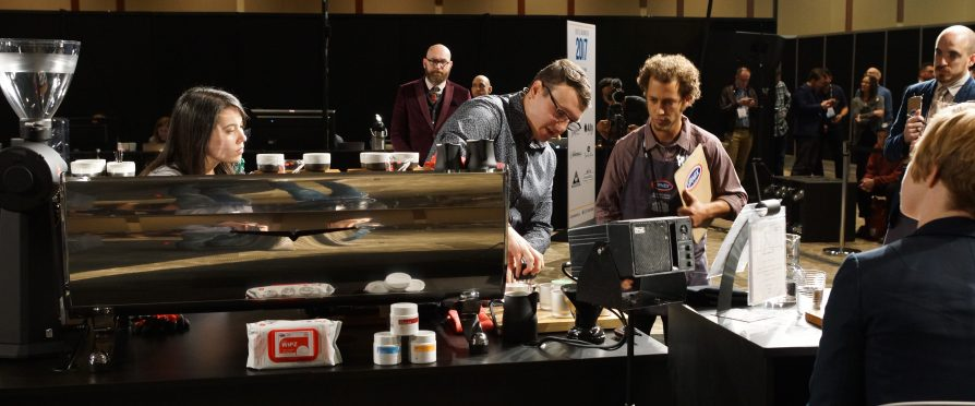 Q&A: 2017 US Barista Champion Kyle Ramage