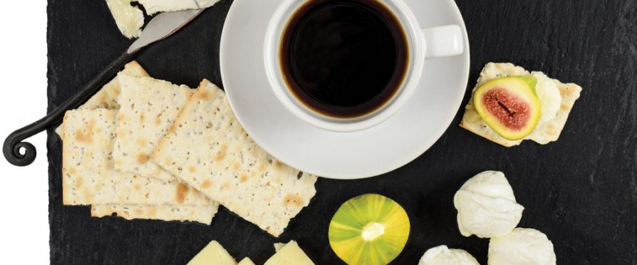 Pairings: Coffee and Cheese