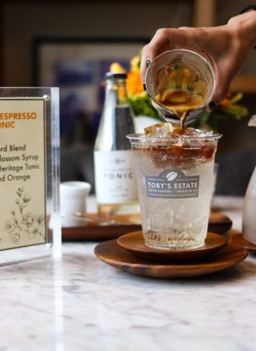 Toby's Estate Espresso Tonic Recipe