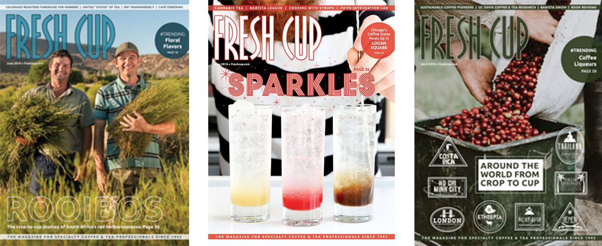 Subscribe or Renew to Fresh Cup Magazine