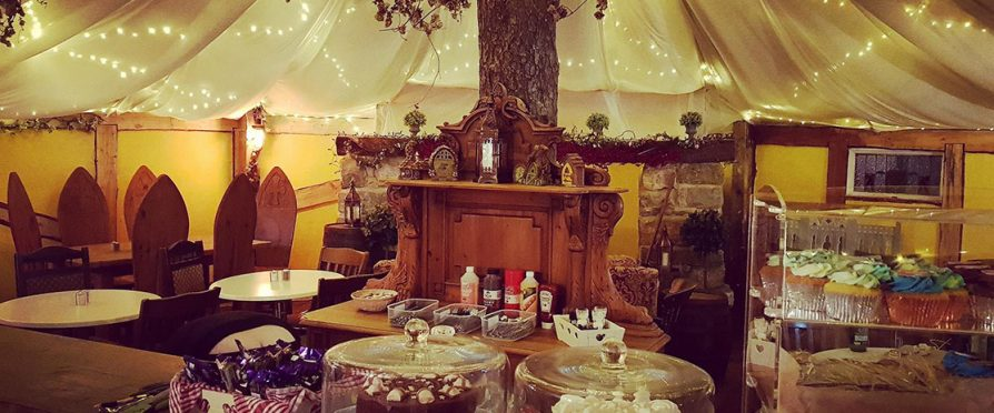 Magical New Tea Room is Charming Customers