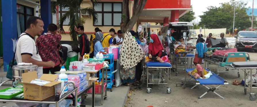 Sulawesi, Indonesia – One Month After the Earthquake