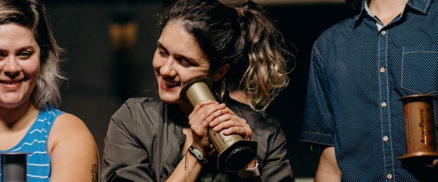 Five Minutes With: Carolina Ibarra Garay, 2018 USA AeroPress Champion