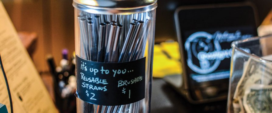 The Last Plastic Straw: Success with Stainless