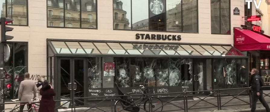 Paris Cafés Speak on Yellow Vest Protests