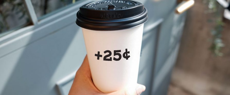 The Last Plastic Straw: Berkeley, California, Adopts 25-cent Charge for Disposable Cups