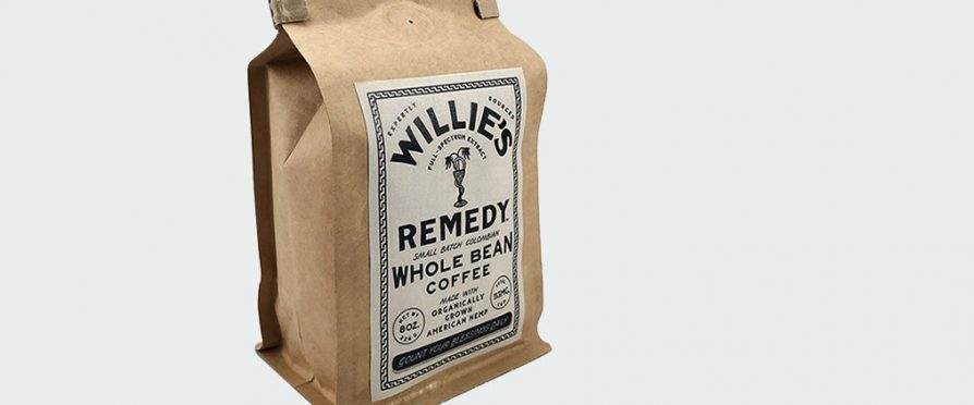 Willie Nelson Launches a Different Kind of Green Coffee