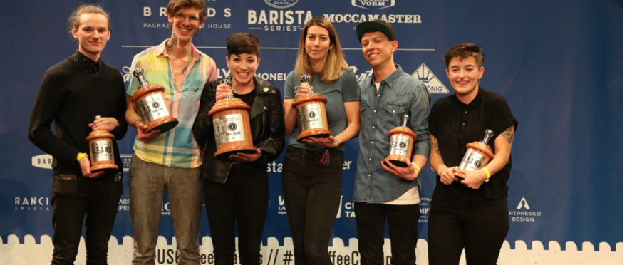 Kansas City U.S. Coffee Championships Results