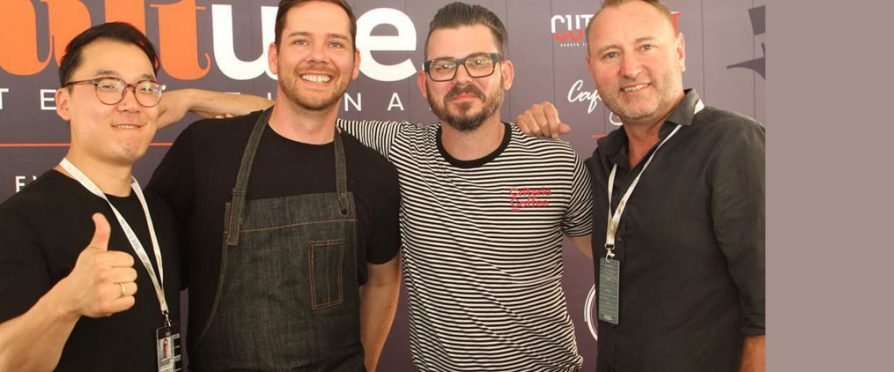 Global Barista Challenge at Melbourne Grand Prix