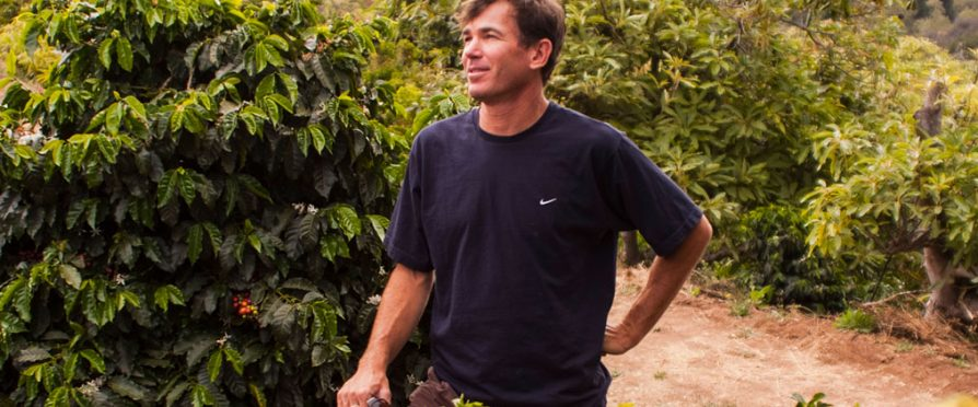 Preparing for First-Ever Coffee Harvest in San Diego County