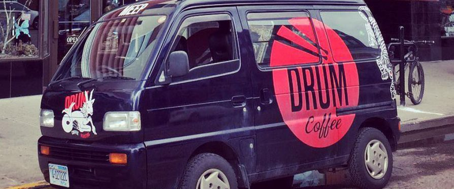 Drum Coffee Makes it a Triplet with Third Location