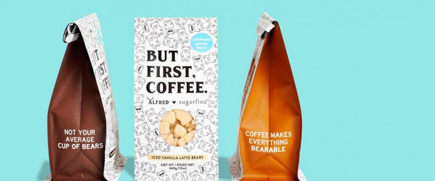 Obsessed with Specialty Coffee and Gummy Candy? These Were Made Just for You.
