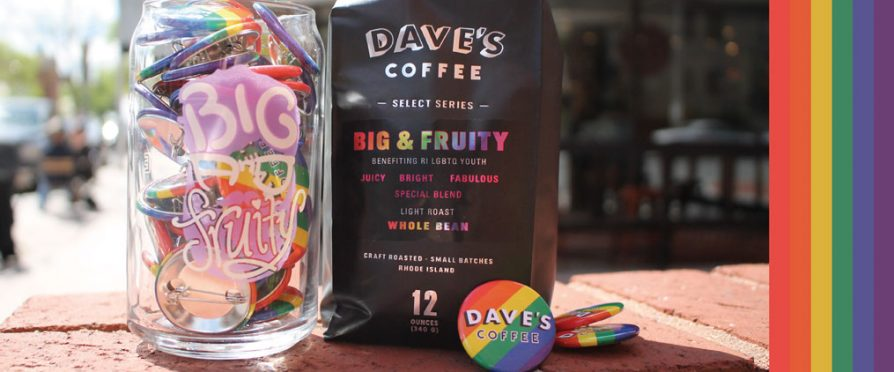 Big & Fruity Brew for Pride
