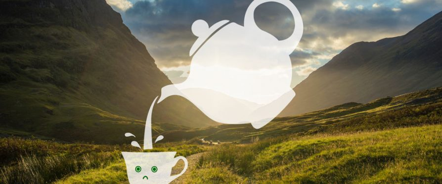 A Wee Problem: Scottish Tea Steeped in Scandal