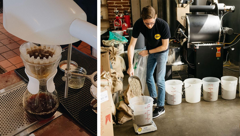 Behind the Bar: Hidden House Coffee Roasters - Fresh Cup Magazine