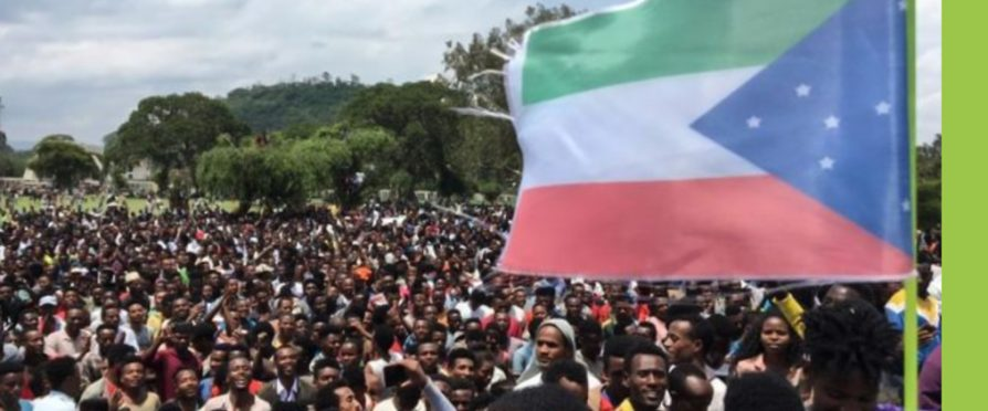 Civil Unrest in Ethiopia