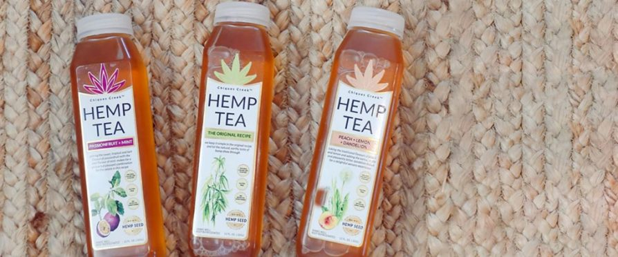 Chiques Creek Hemp Tea Release