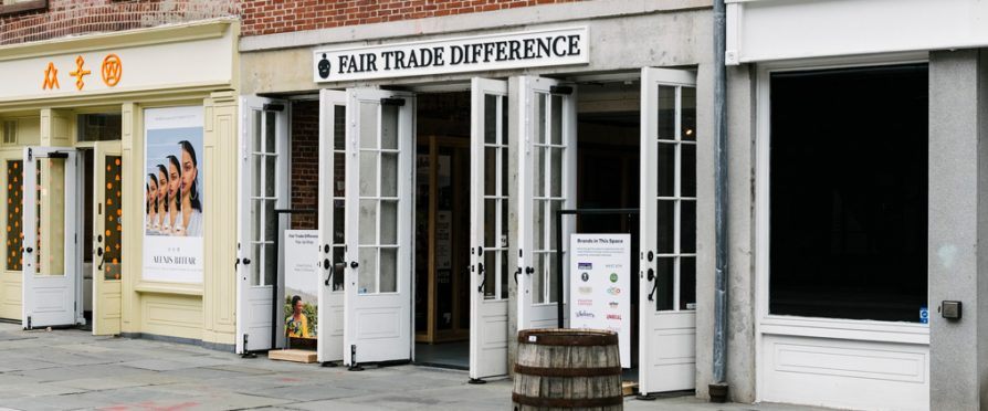 Fair Trade USA Opens Pilot Pop-up Shop in NYC