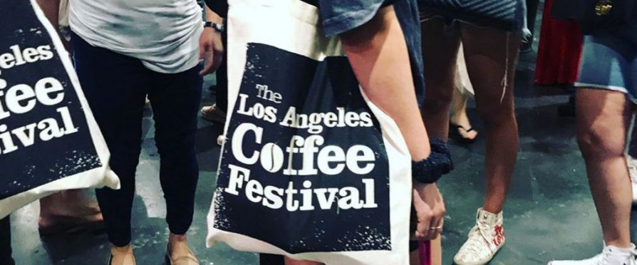Los Angeles Coffee Festival 2019