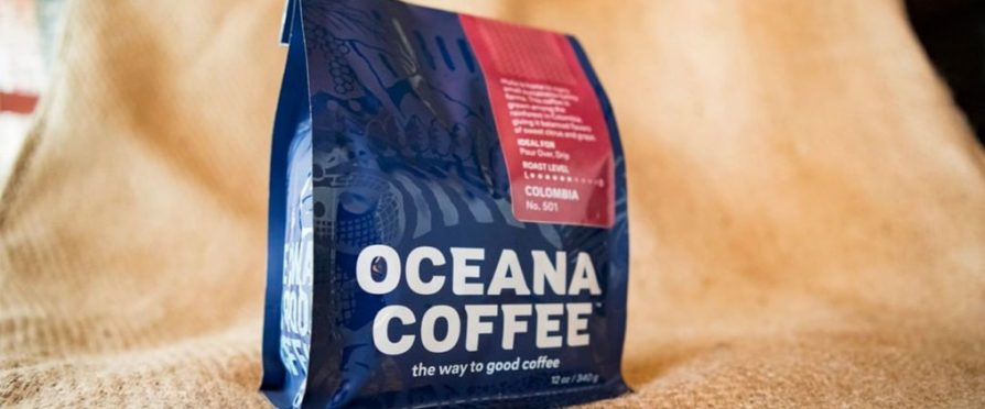Oceana Coffee's Cup of Kindness