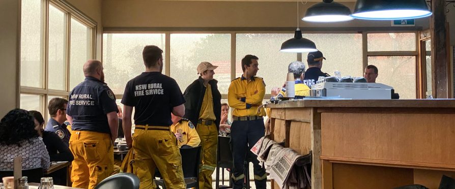 As the Bushfires Rage On, Australia's Coffee Community Rallies