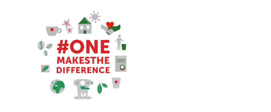 illy Launches #OneMakesTheDifference Project