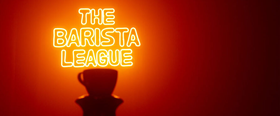 The Barista League Brings Back Online Competition