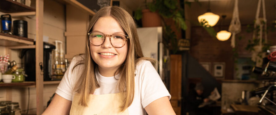 5 Minutes With: Frankie Volkema, Joven Coffee