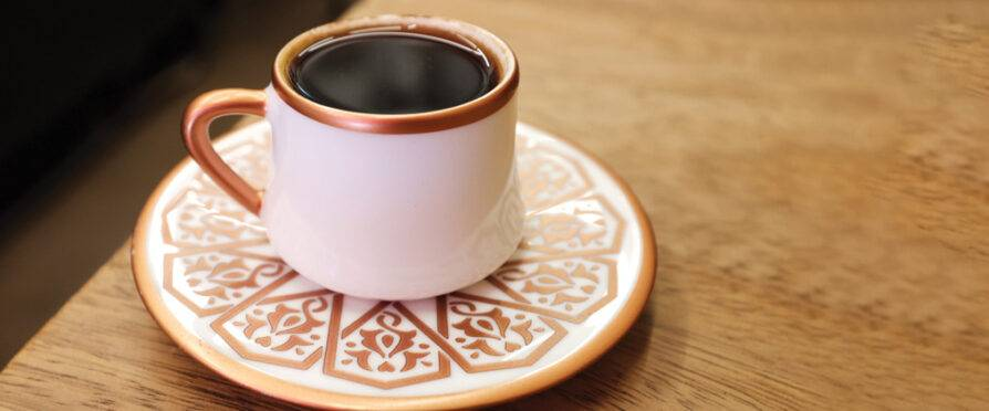 Turkish Coffee Revisited
